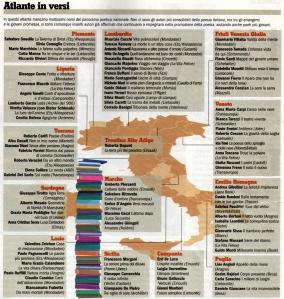 L_Espresso-del 15-2013 pag 95 ATLANTE dei poeti